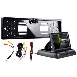 Zestaw cofania kamera z monitorem Tracer RVIEW S1