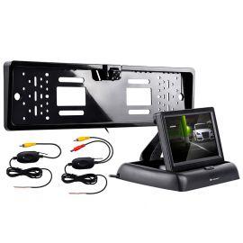 Zestaw cofania kamera z monitorem Tracer RVIEW S1 WIRELESS