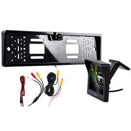 Zestaw cofania kamera z monitorem Tracer RVIEW S2