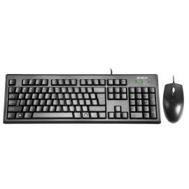 Zestaw klawiatura + mysz A4TECH KRS-8372 USB Black