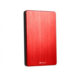 "Obudowa HDD TRACER USB 3.0 HDD 2.5"""" SATA 724 AL RED"