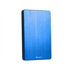 "Obudowa HDD TRACER USB 3.0 HDD 2.5"""" SATA 724 AL BLUE"