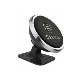 BASEUS Magnetyczny Uchwyt Samochodowy  (SUGENT-NT0S) Black